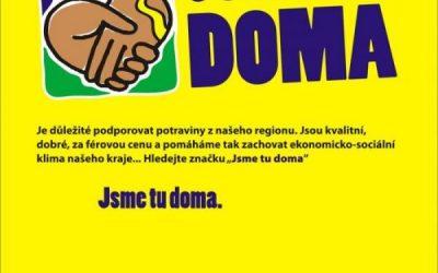 Projekt společnosti KONZUM UO – JSME TU DOMA