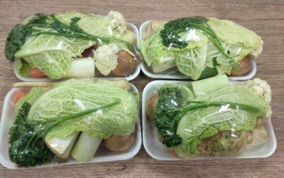 POLÉVKA JE GRUNT….z kvalitních, čerstvých ingrediencí. Výběr našich balených zeleninových směsí najdete vsíti obchodů Konzum