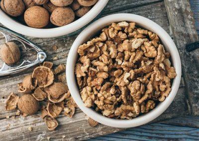 Vlašské ořechy - výkup